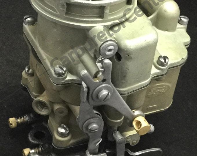 1954-1955 Ford Holley 2BBL Carburetor *Remanufactured