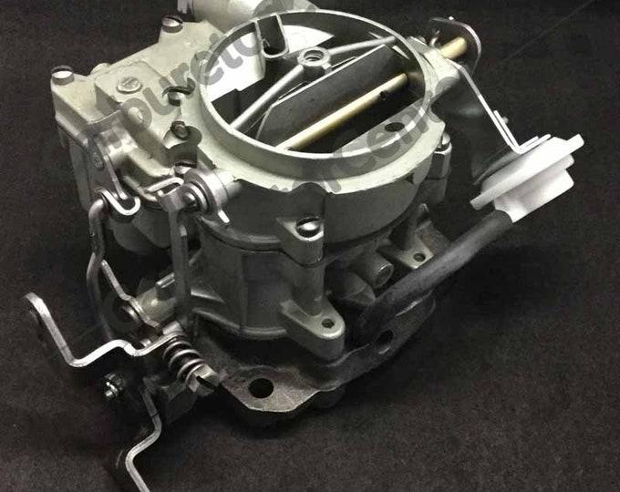 1968-1969 Pontiac Rochester 2BBL Carburetor *Remanufactured