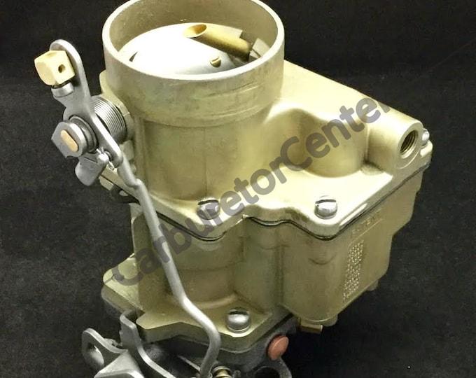 Willys Jeep YF Carter 832S Carburetor *Remanufactured