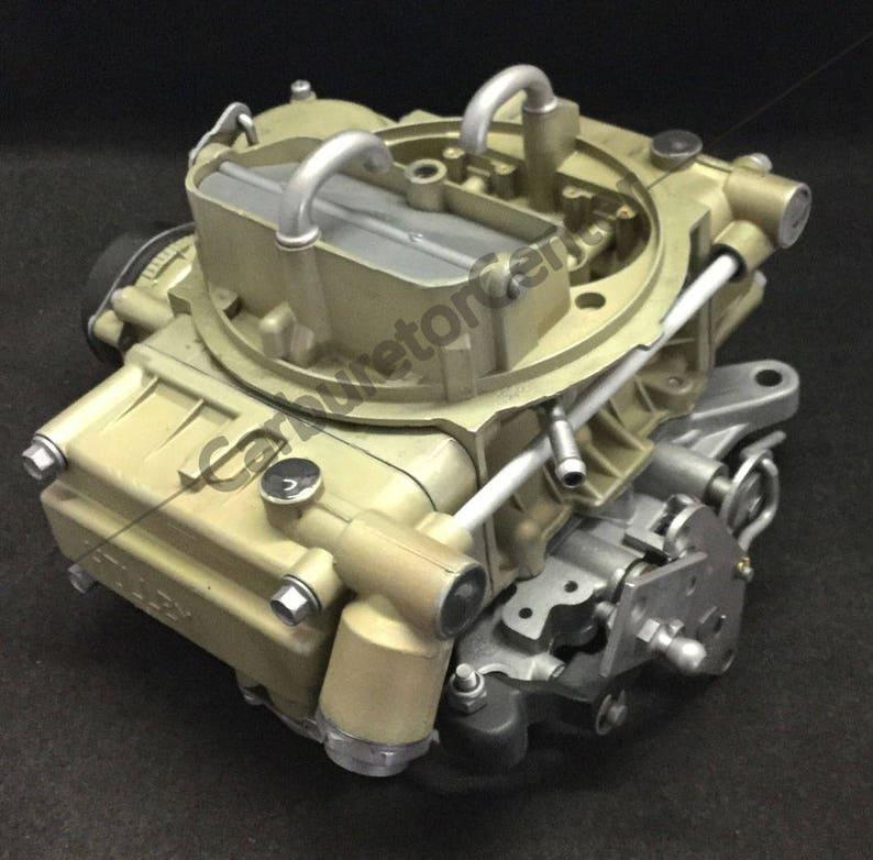 Ford Marine 4160 Type Holley Carburetor *Remanufactured