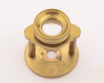 Pocket Microscope, Circa 1880