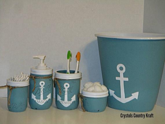 anchor themed bathroom ideas