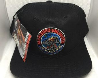 6df191b4f Marlboro hat | Etsy
