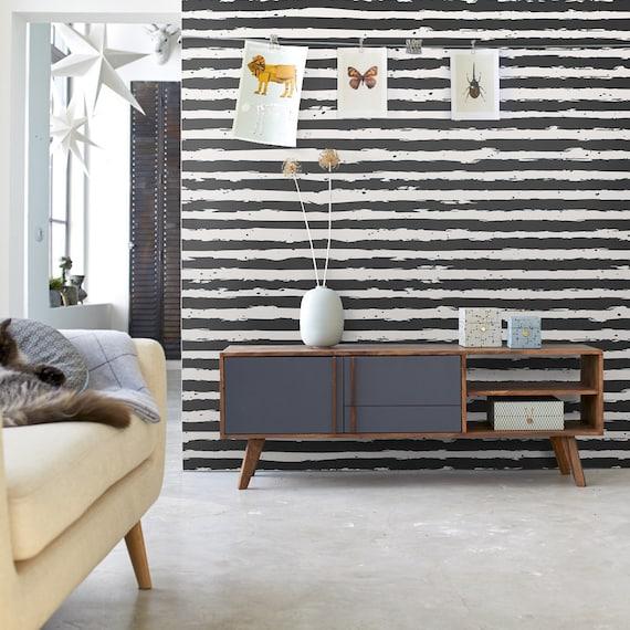Wand-Streifen Streifen der Wand Abdeckung Abnehmbare | Etsy
