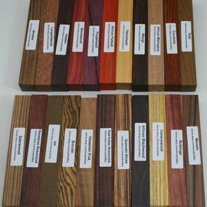 Exotic Wood Etsy