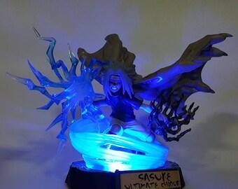 Sasuke Ultimate Chidori Base Led Light