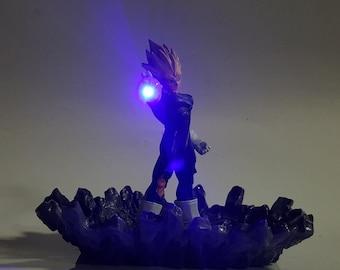 Vegeta Rock Base Led Light