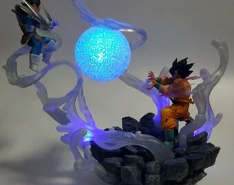Goku & Vegeta Special Lamp