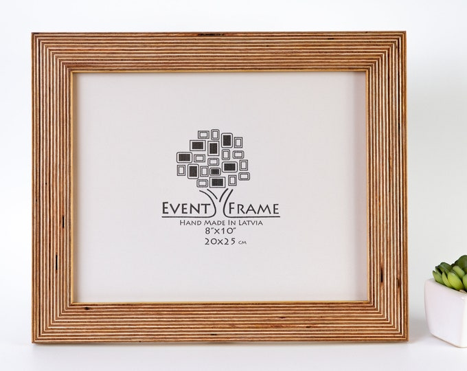 Standard Natural Wooden Picture Frame