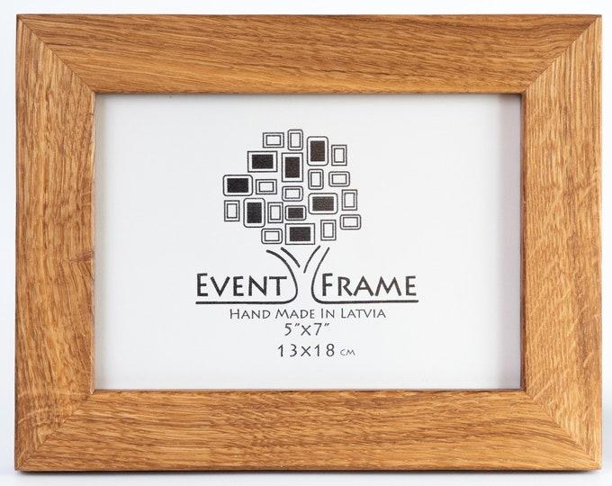 Oak Wooden Picture Frame