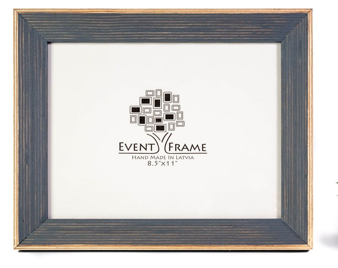Newest Design Grey Wooden Picture Frame