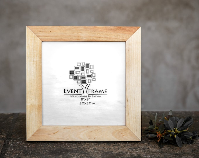Birch Wooden Picture Frame