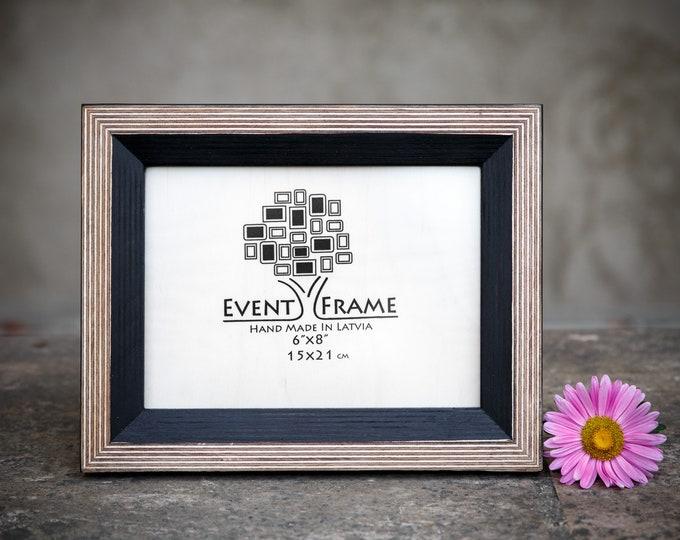 Newest Design Black Wooden Picture Frame