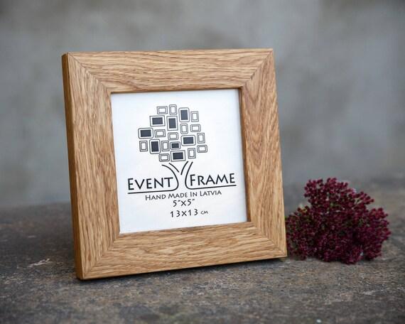 oak picture frame wood photo frame wood frame oak frame. Black Bedroom Furniture Sets. Home Design Ideas