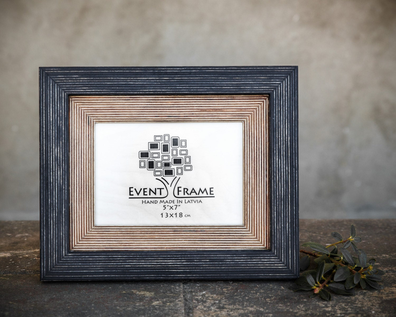 Bild Rahmen Holz Rahmen handgefertigte Bilderrahmen | Etsy