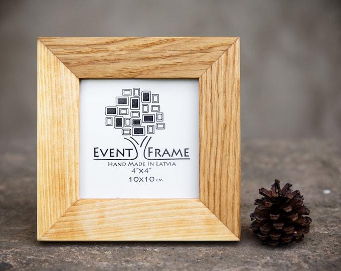 Oak + Birch Picture Frame