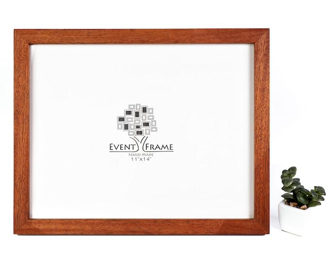 African Sapele Hardwood Picture Frame