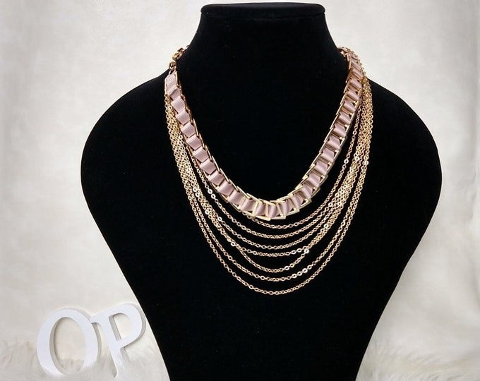 Ladies chain necklace