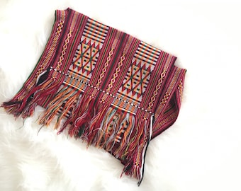 Hand made African Cloth Bag