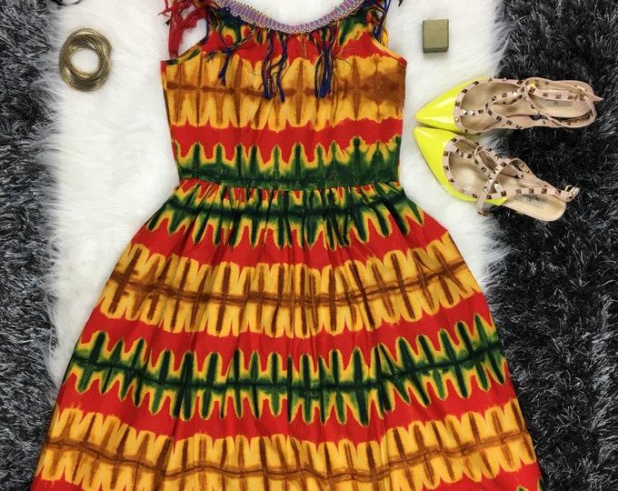 Parta Tye Dye dress