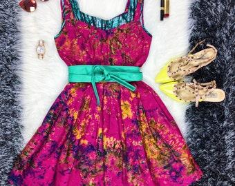 Iwa Tye dye dress