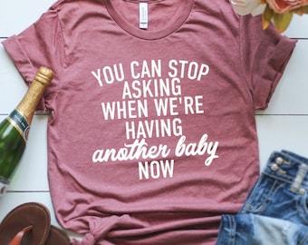 d6b4779beddbd Pregnancy reveal, baby announcement, pregnancy announcement shirt, funny pregnancy  shirt, ways to announce pregnancy, maternity shirt