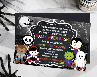 party invites for kids