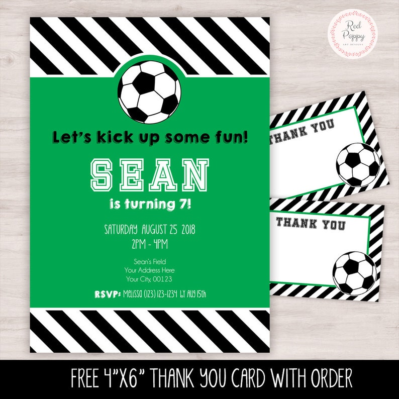 Soccer Birthday Decorations Personalized Soccer Birthday Decorations First Birthday Decorations Sports Birthday Decorations