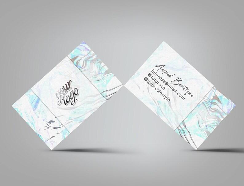 Hologram Business Card  image 0