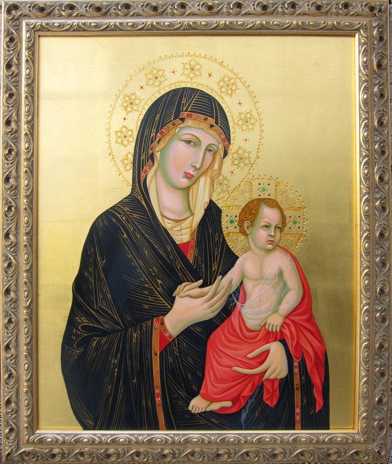 Italian renaissance sex virgin