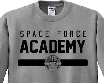 4d696b502 Space Force Sweatshirt, Space Sweatshirt, UFO, Alien, Political Satire, Anti  Trump, Funny Space Sweater