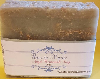 Angel Cold Processed Homemade Bar Soap