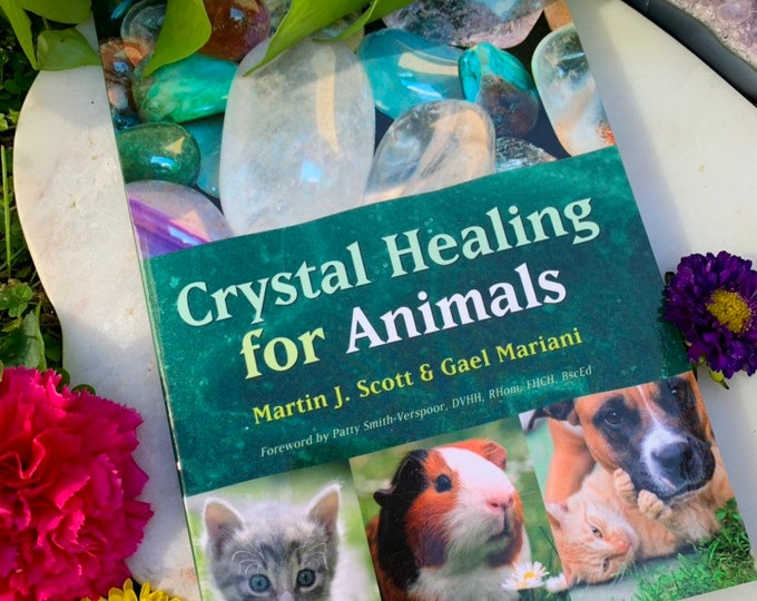 Crystal Healing for Animals