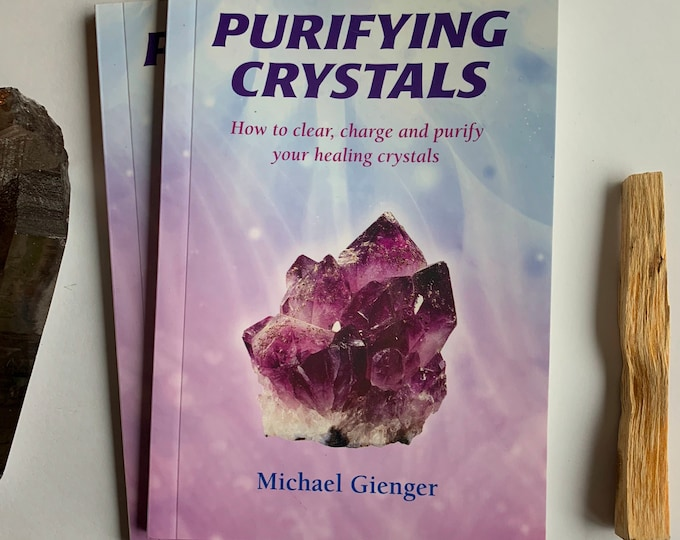 Purifying Crystals, Metaphysical Book
