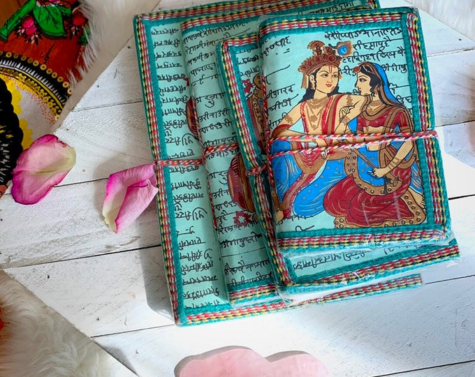 Dream Journals // Recycled Handmade Paper //  Diary // Journal
