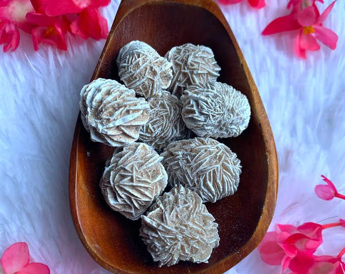 Desert Rose // Gypsum Crystal // Chakra Stone