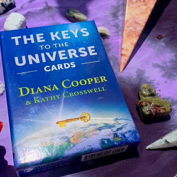 The Keys to the Universe, Oracle Deck