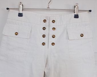 CHLOÉ Shorts, Linen Shorts, Summer Shorts