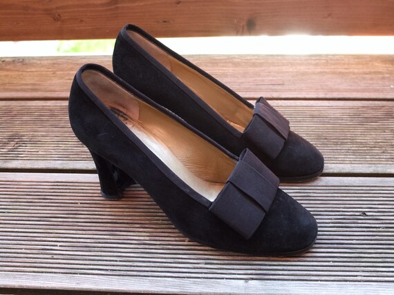 0bdc49956372 YSL VELVET PUMPS Yves Saint Laurent eu 385   eu 39   Uk