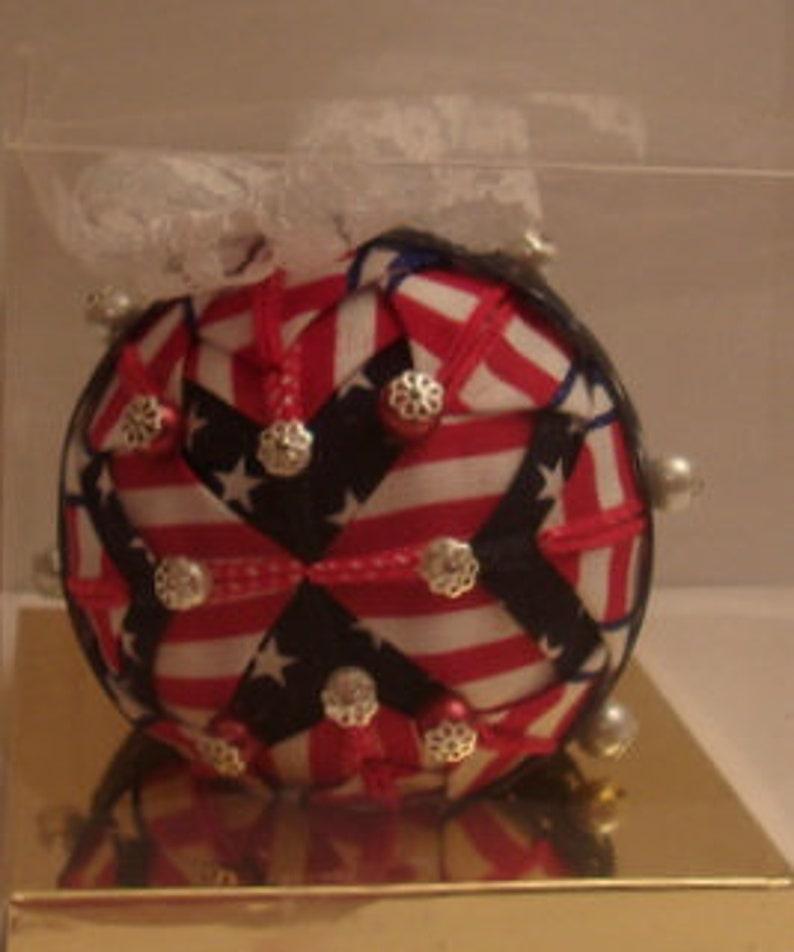 Stars and Stripes Ornament