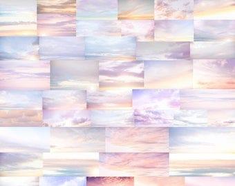 75 Hawaiin sky overlays