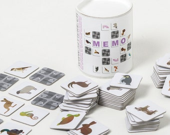 32 animals memo