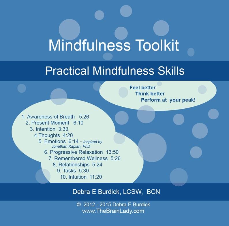 Mindfulness Toolkit image 0