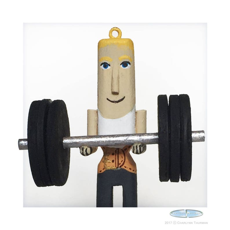 My Friends  Sports: Weightlifting Curls image 0