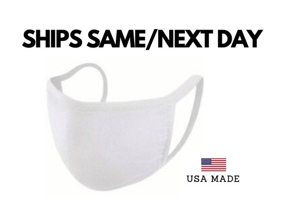 2 Pack Medical Face Shield Visor-Made in USA BULK Reusable-FREE /& FAST SHIPPING