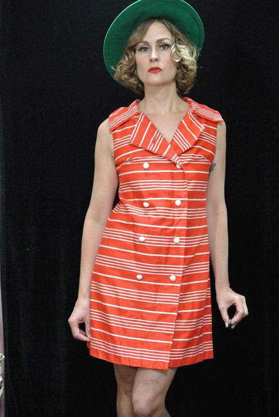 Scooter Dress A Sue Brett Junior Dress /Shift Dre… - image 5