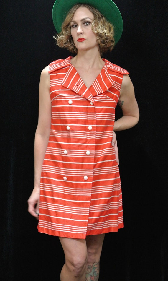 Scooter Dress A Sue Brett Junior Dress /Shift Dre… - image 2