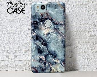 Google Pixel 2 case-Blue Marble case for Google Pixel 2 XL-Pixel 2 case-cover for Pixel 2-phone covers-hard cell cases-Pixel XL 2 cases