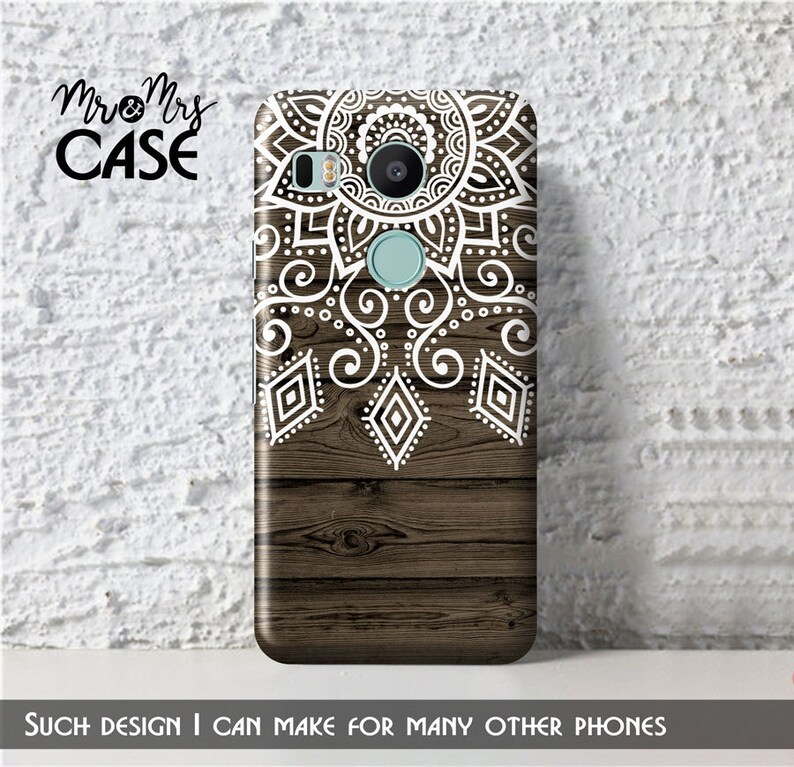 promo code bc212 3d467 Lg G6-Lg V20 Wood&mandala case for LG Nexus 5X-Lg G5-cover for Lg V10-case  for Lg G4-Lg G3-cover for Lg K7-back cover-Lg Leon case