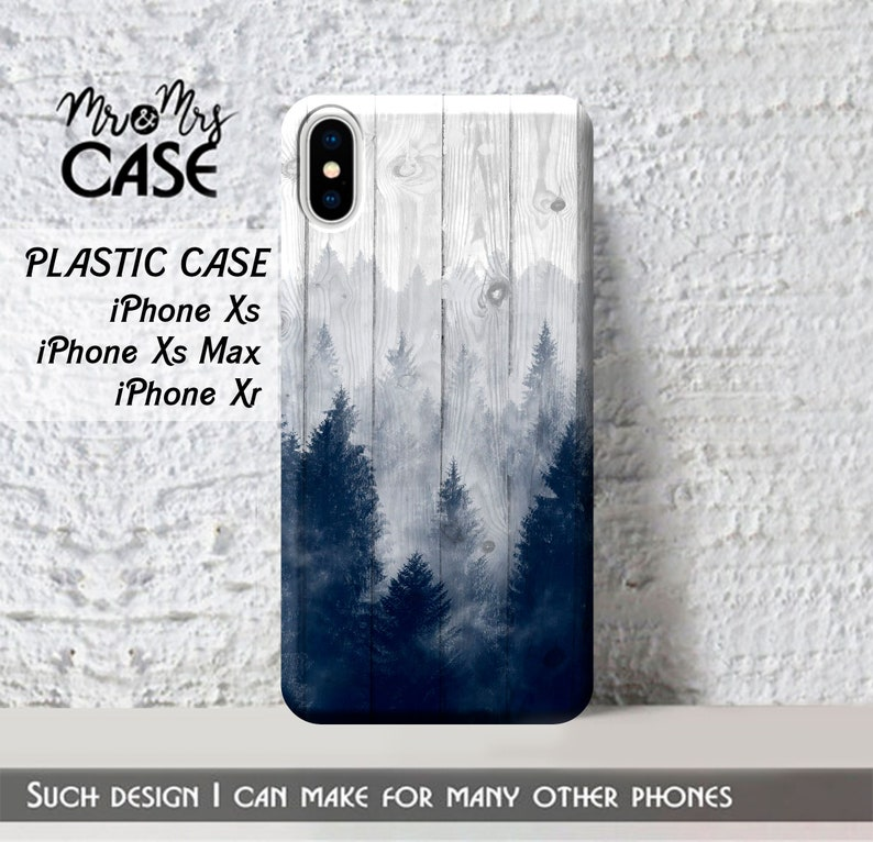 info for 31891 1dfbc iPhone Xs case for iPhone Xs Max case iPhone Xr cell case iPhone X  cellphone case iPhone Xs forest case stylish iphone X case wood case